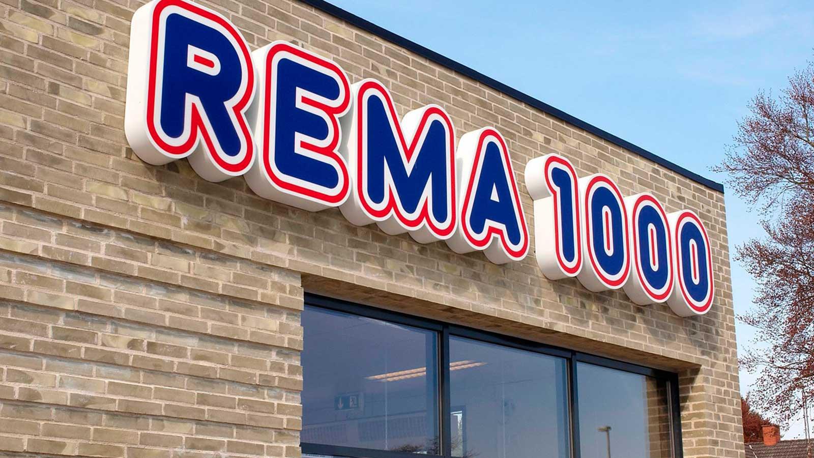KMD leverer konsulentydelser til REMA 1000