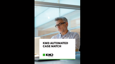 KMD Automated Case Match brochure