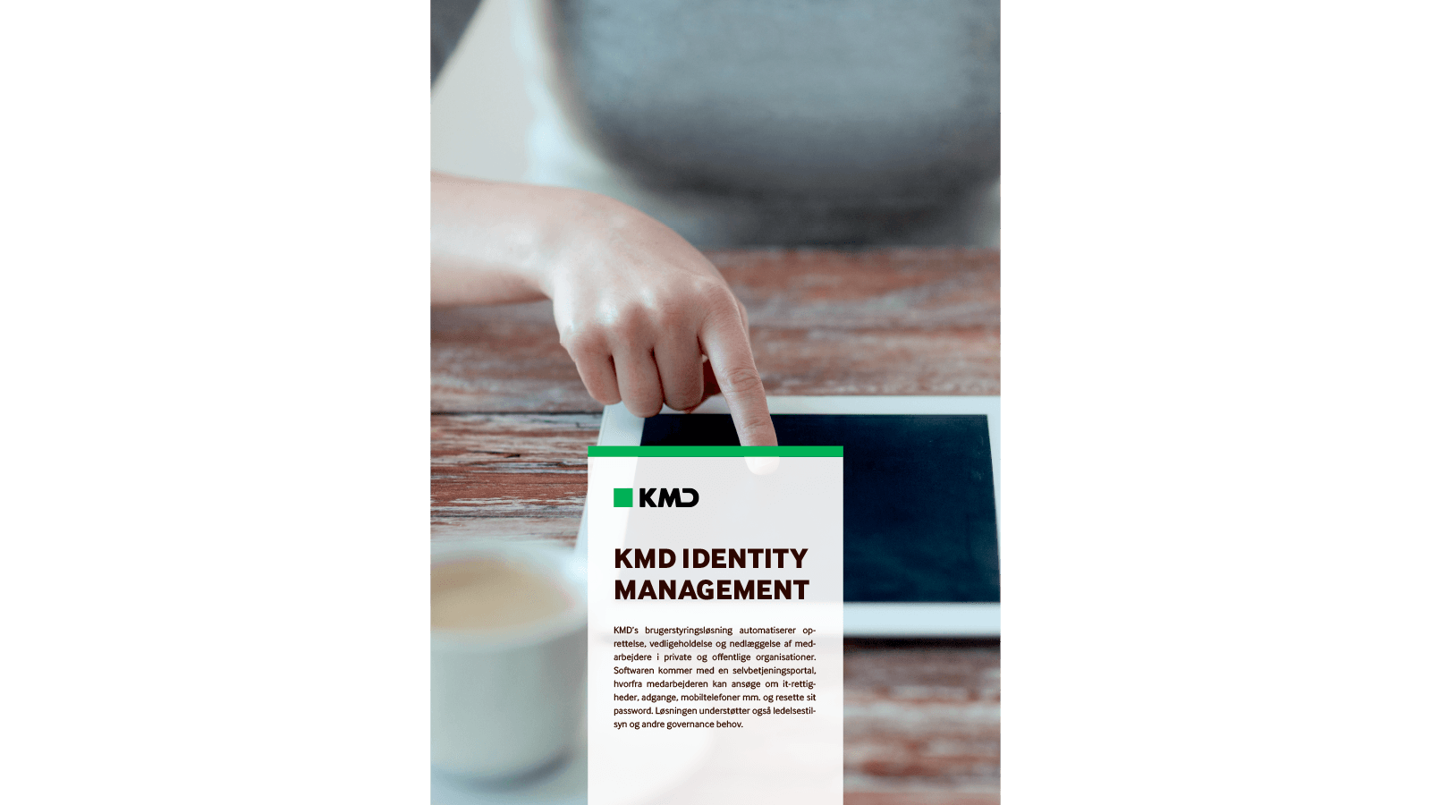 KMD Identity Management brochure