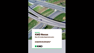 KMD Nexus - Åben API-invitation til partnerinnovation