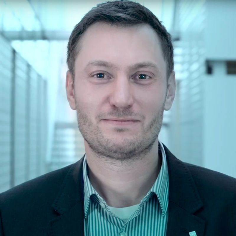 Benjamin Nordentoft Vejgaard, Head of Department - Security