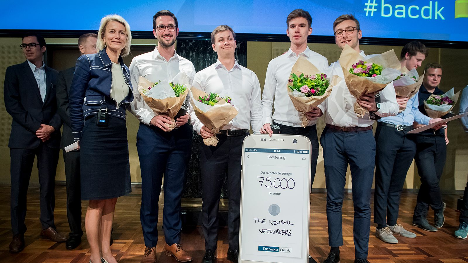 Vinderne af Business Analytics Challenge 2017